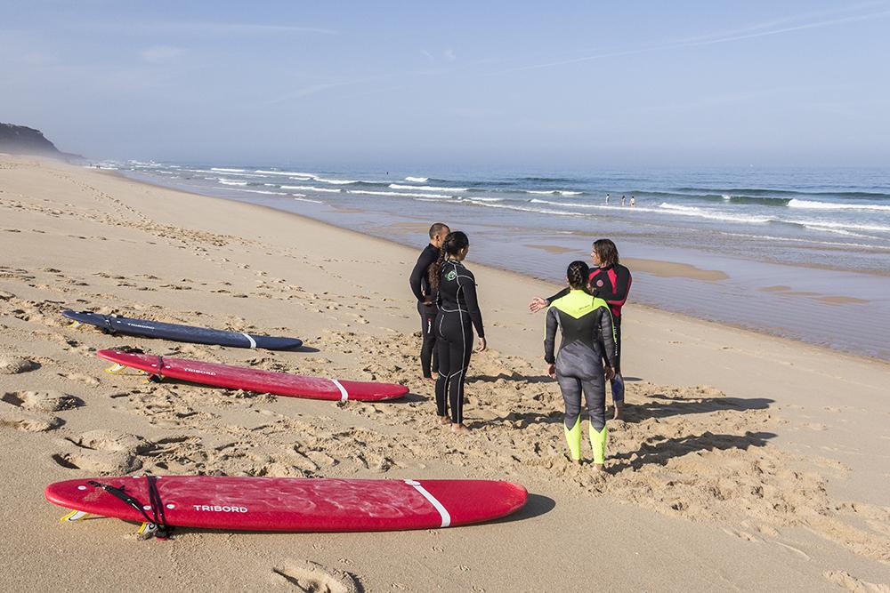 Surfcamp 360 - Surf Lessons