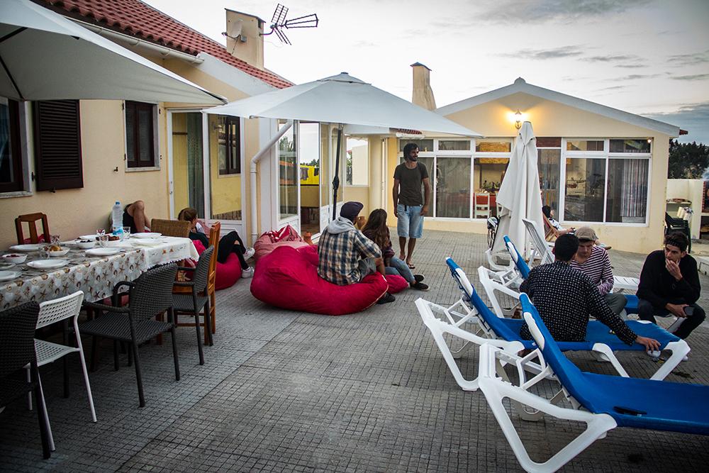 Convivio Surfcamp 360